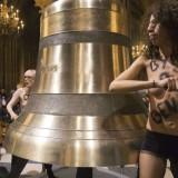 Société : Les Femen  et l'Eglise